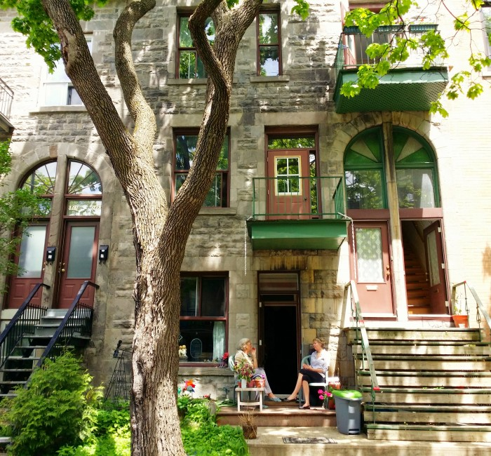 Outremont Neighborhood Character