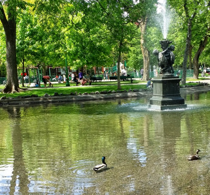 Outremont Park