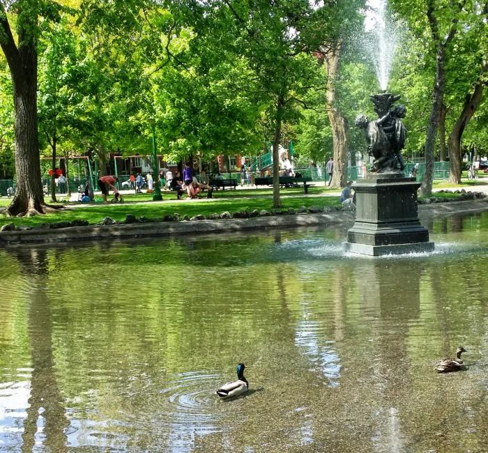 Outremont Park