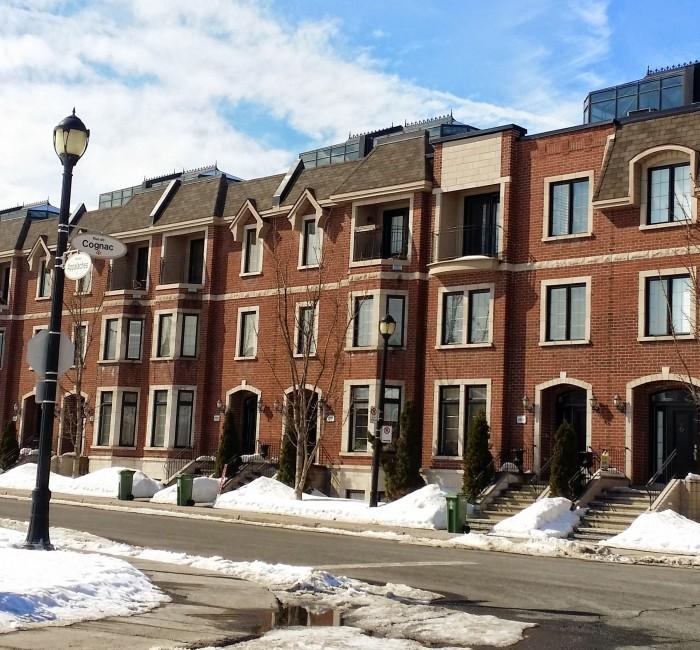 Ville St Laruent Townhouses