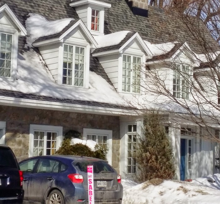 Town Of Mount Royal Style Homes And Architecture