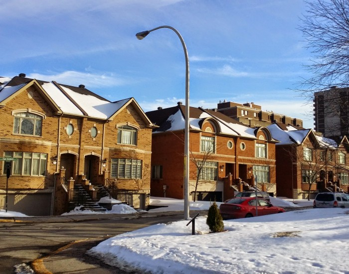 Cote St Luc Semi Detached Homes
