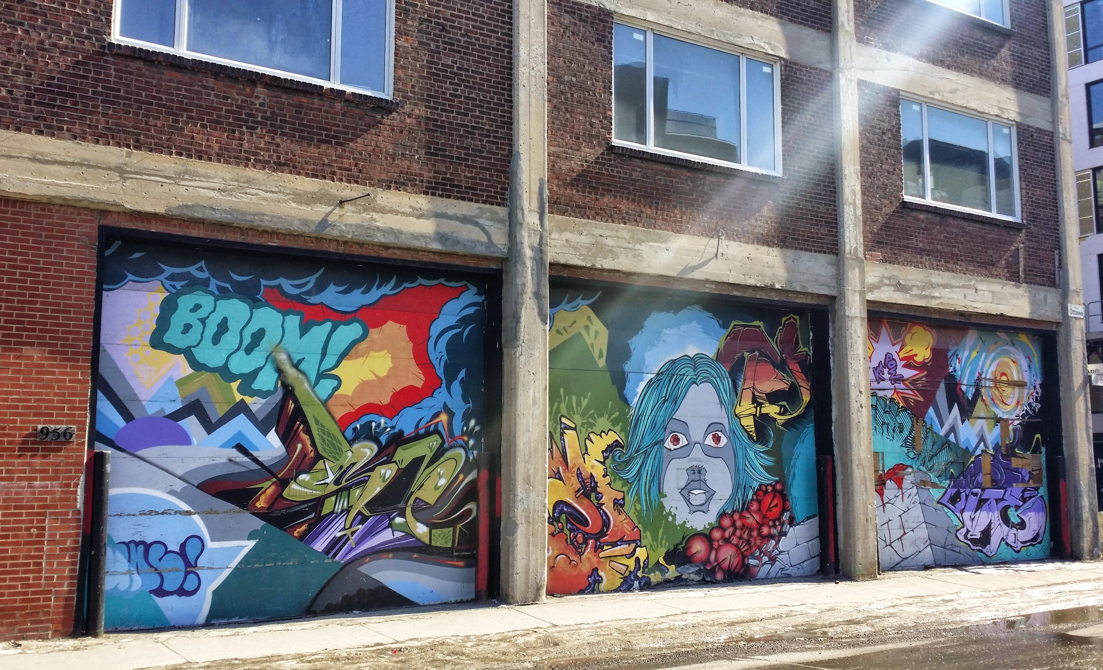 Griffintown Street Art