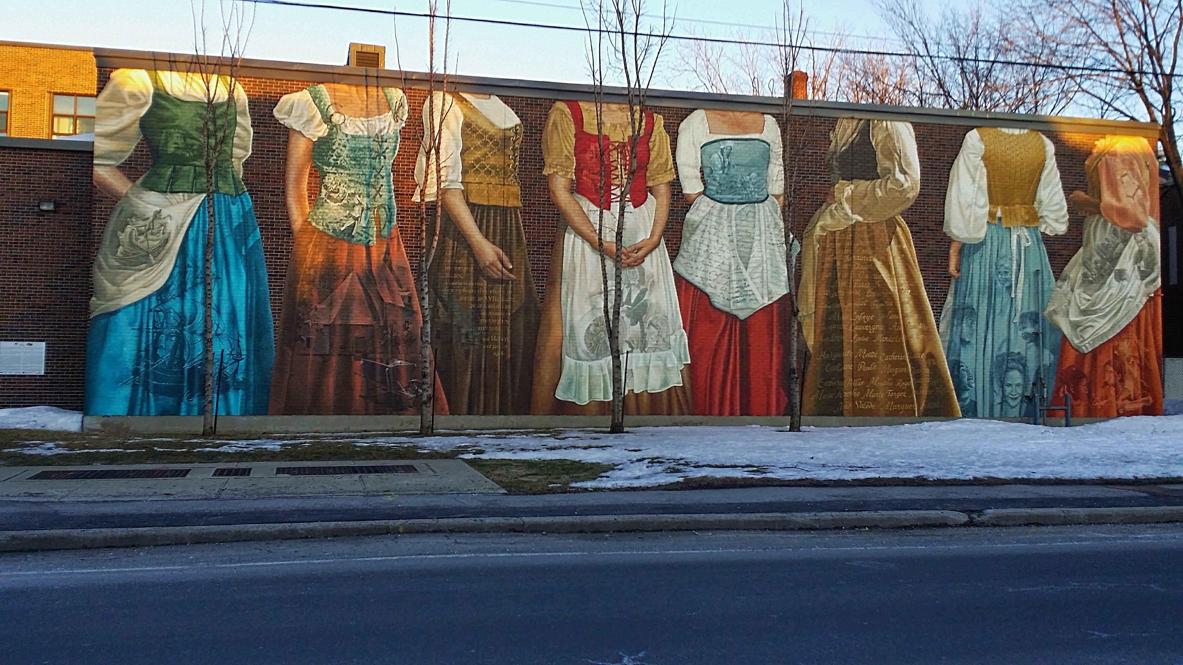 Pointe St Charles Street Art