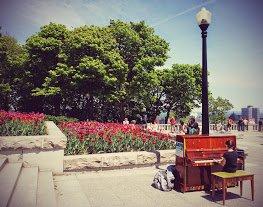 Mount Royal Piano Concert