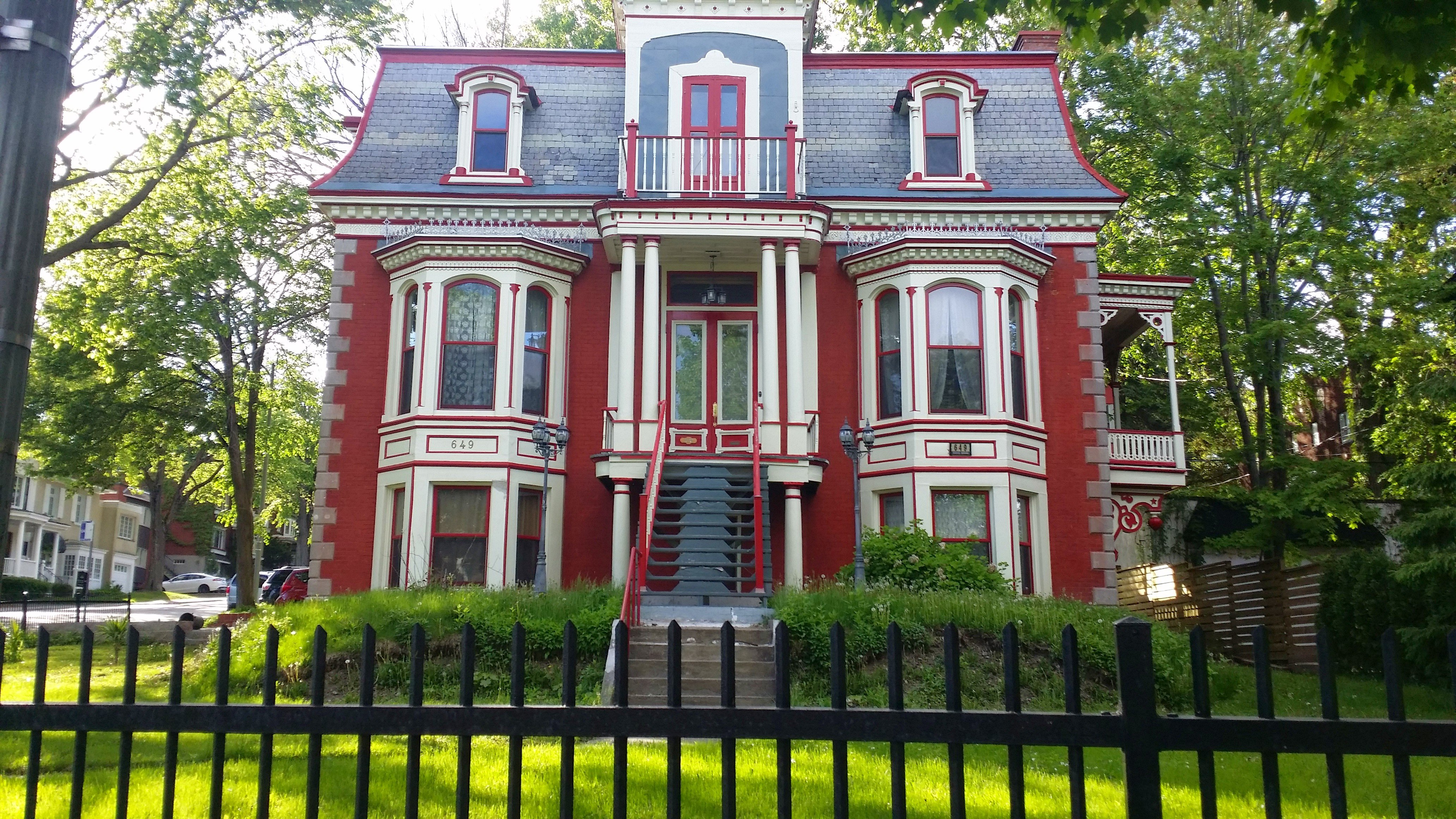 Montreal Mansions