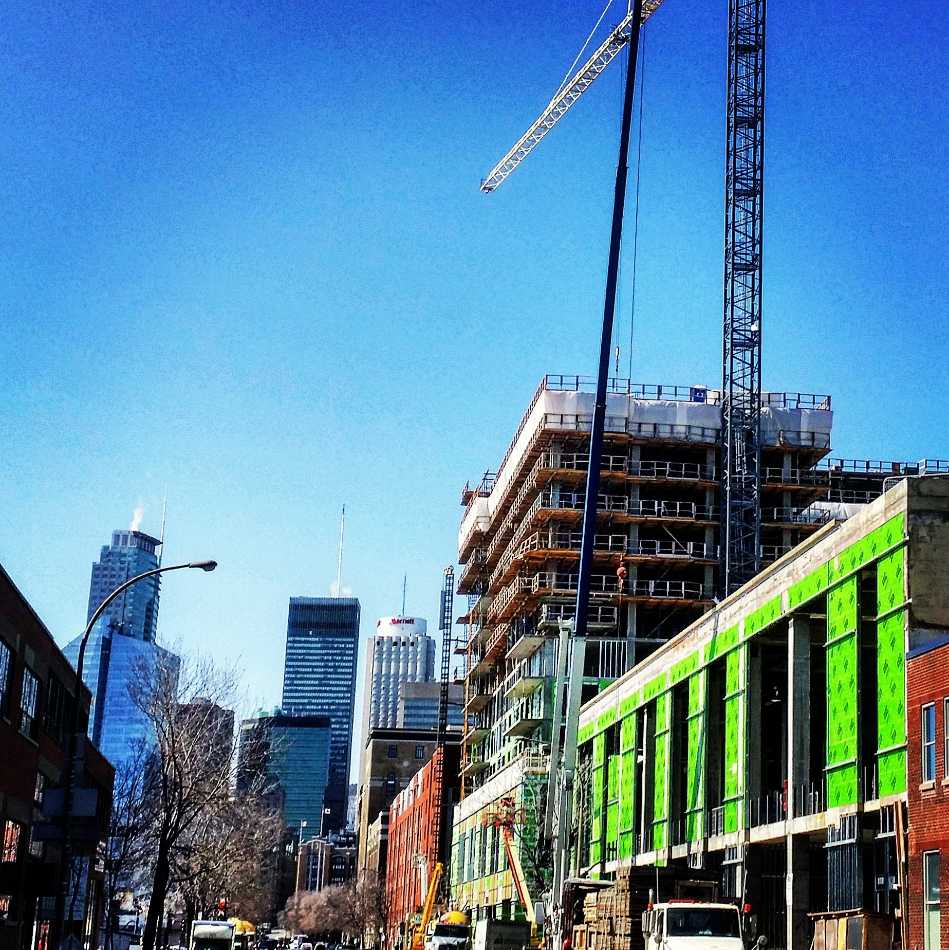 Griffintown New Construction