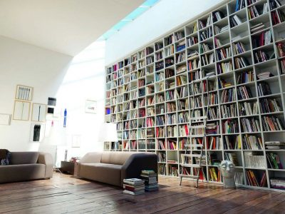 28 home library designs