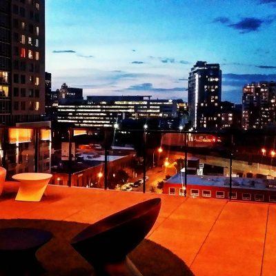 Alt Hotel Rooftop