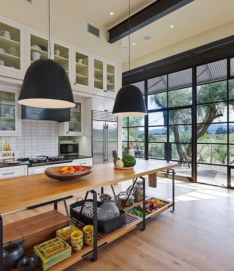 amazing kitchen space