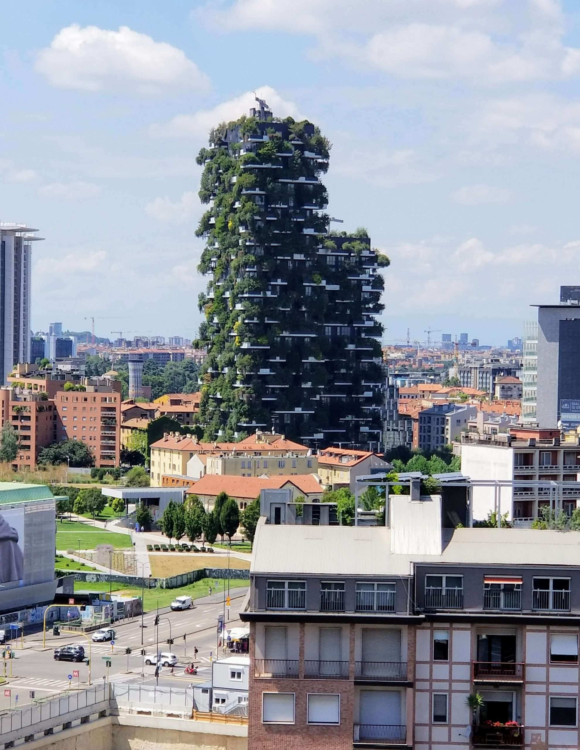 Milan's Green New Deal - Leadership for the World